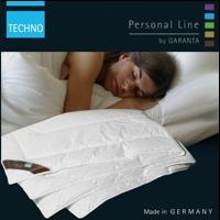 Personal Line by Garanta TECHNO duo-leicht Steppdecke Ganzjahresdecke