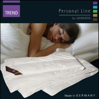 Personal Line by Garanta TREND Duo-Leicht Steppdecke Ganzjahresdecke