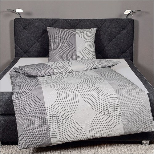 janine mako soft seersucker bettw sche 135x200 cm 1b ware. Black Bedroom Furniture Sets. Home Design Ideas