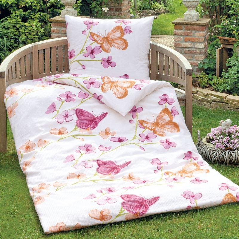 janine mako soft seersucker bettw sche tango 2412 01. Black Bedroom Furniture Sets. Home Design Ideas