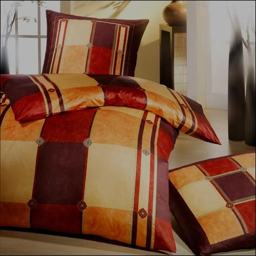 Kaeppel Biber Bettwäsche 200x200 Cm Design Femme 6612
