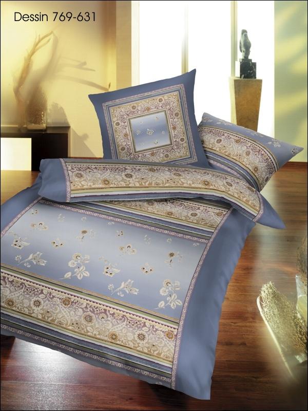 kaeppel mako satin bettw sche in 135x200 cm baumwolle in vers dessins ebay. Black Bedroom Furniture Sets. Home Design Ideas