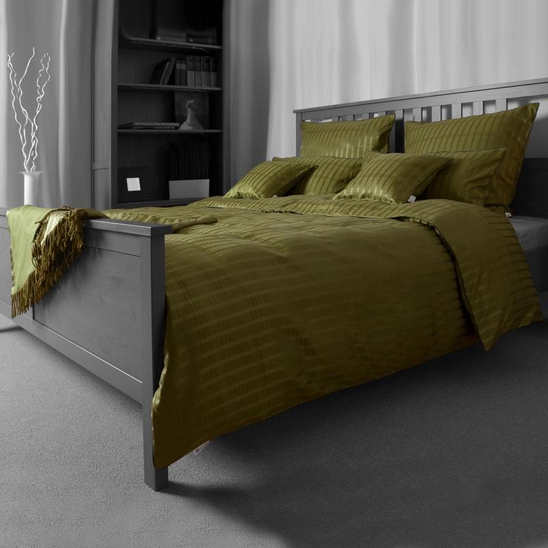 seidenweber collection seiden bettw sche dessin ignatio aus 100 seide kariert ebay. Black Bedroom Furniture Sets. Home Design Ideas